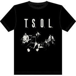 T.S.O.L. EP T-Shirt