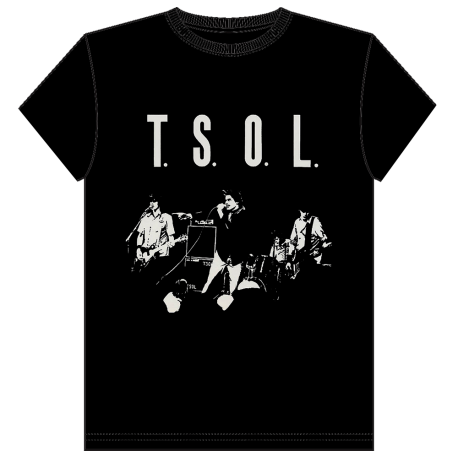 T.S.O.L. Womens EP T-Shirt