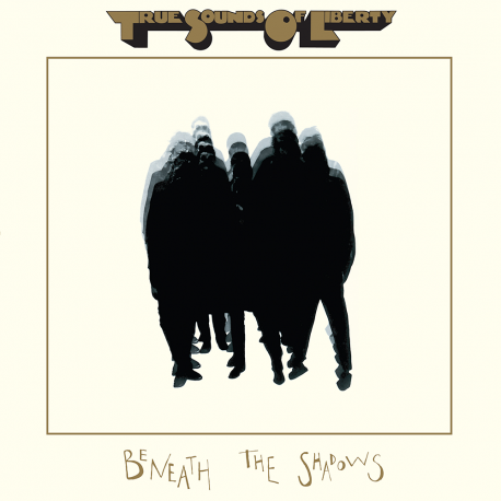 Beneath The Shadows LP (Ltd clear vinyl)